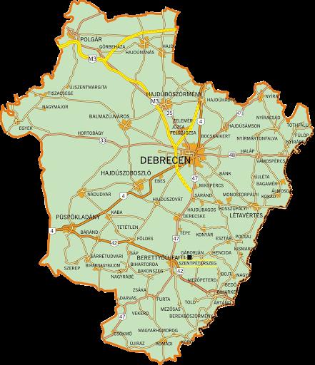 berettyóújfalu térkép Szentpéterszeg berettyóújfalu térkép